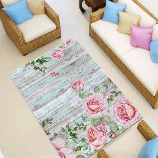 3d Panel Carpet - 100x140 cm