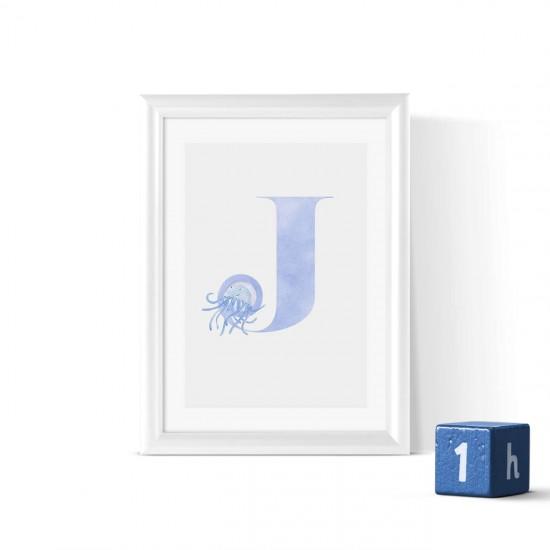 Çerçeveli Tablo - 16 x 21 cm