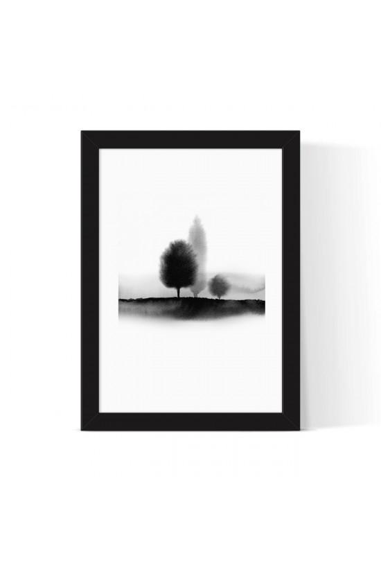 Çerçeveli Tablo - 24 x 33 cm