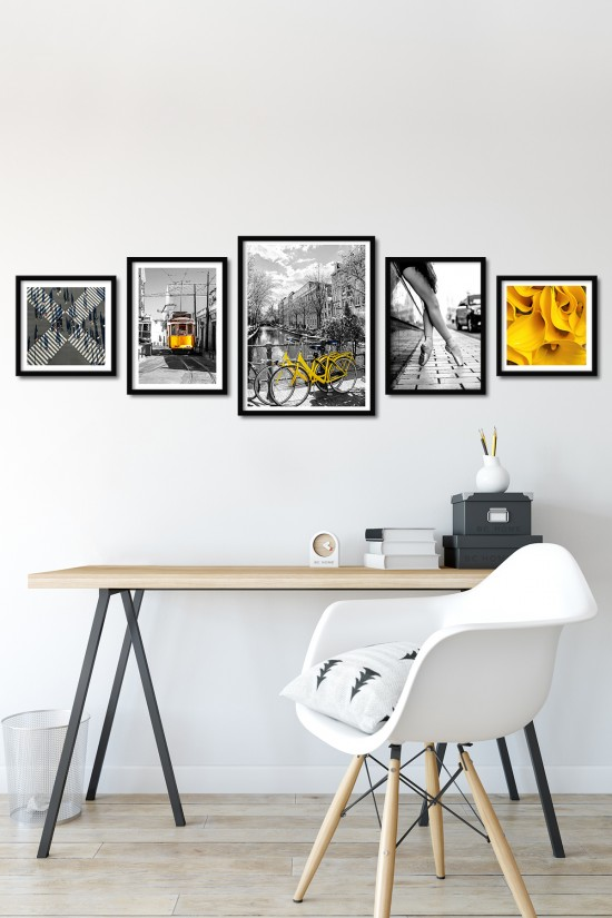 Poster Table Set