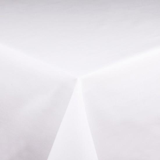 Beyaz Masa Örtüsü - 160x220 cm