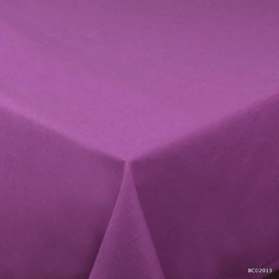 Mor Masa Örtüsü - 160x220 cm