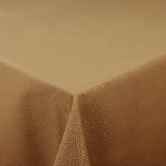 Tarçın Rengi Masa Örtüsü - 160x220 cm