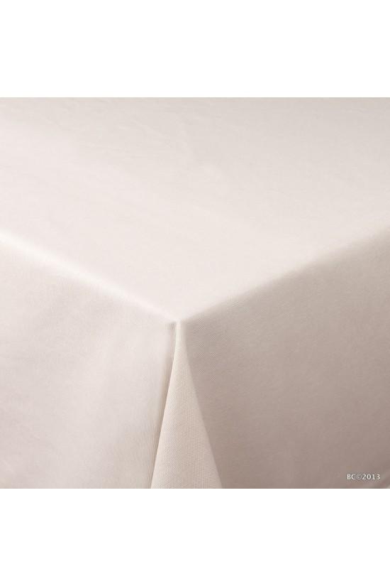 Krem Masa Örtüsü - 145x175 cm