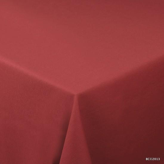 Kırmızı Masa Örtüsü - 160x220 cm