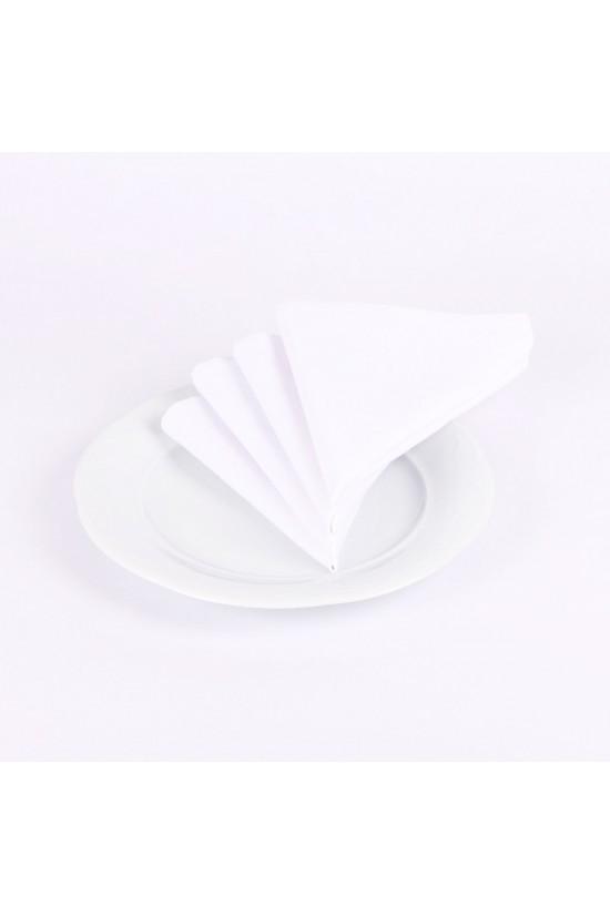 Beyaz Renk 4 Adet Peçete