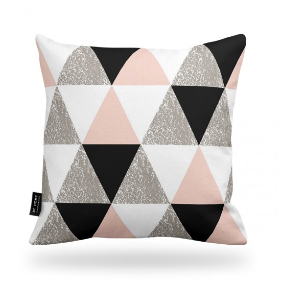 Geometric Decorative Pillow Cover