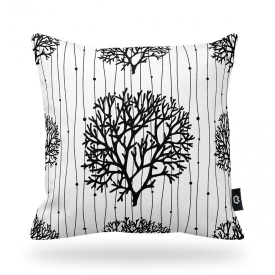 Coral Decorative Pillow Cover
