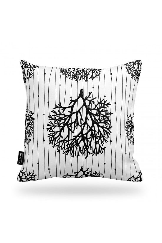 Coral Decorative Pillow Cover