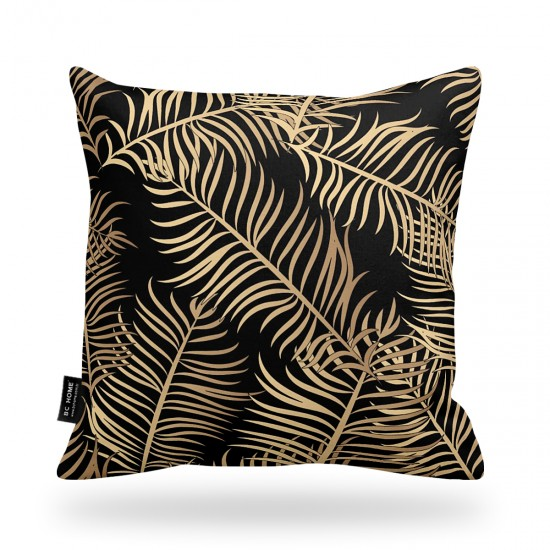 Leaf Decorative Pillow Cover