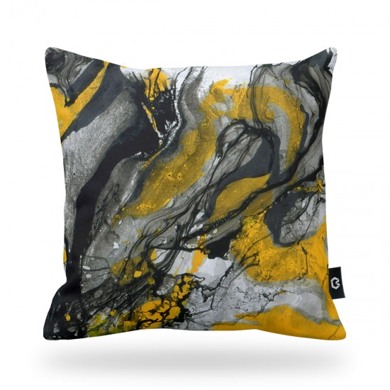 Patterned Decorative Pillow Cover