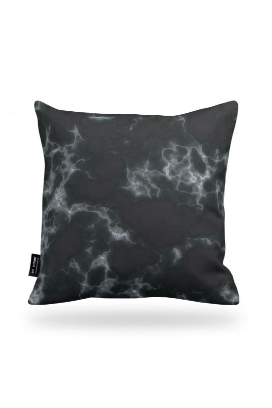 Geometrik Marble Patterned Decorative Pillow Cover