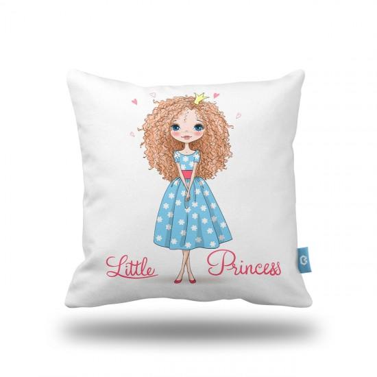 """""""Little Princess"""" Dekoratif Yastık Kılıfı"""
