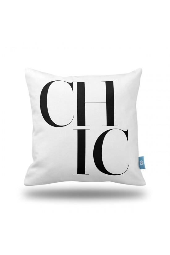 CHIC  Dekoratif Yastık Kılıfı