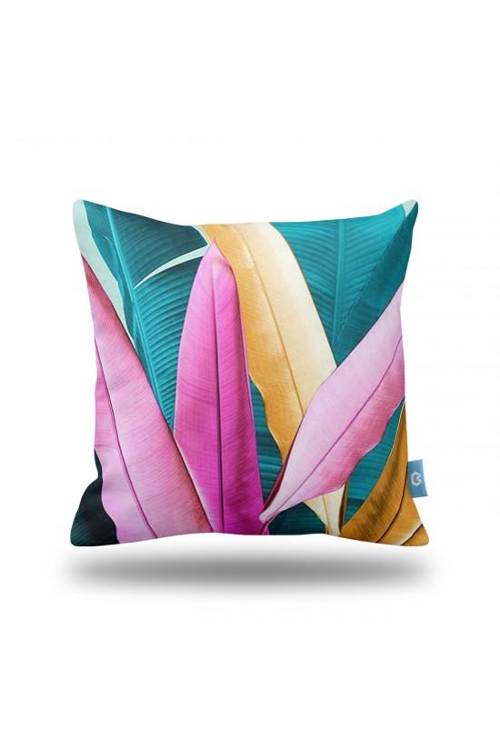 Desenli  Dekoratif Yastık Kılıfı