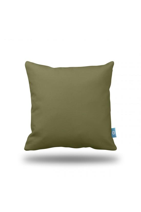 Yeşil Dekoratif Yastık Kılıfı