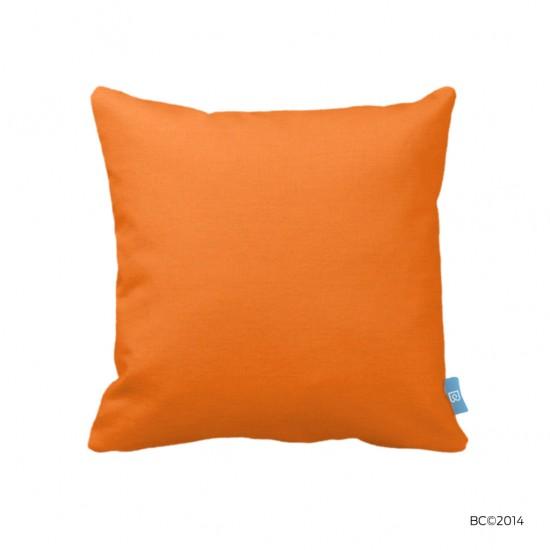 Turuncu Dekoratif Yastık Kılıfı